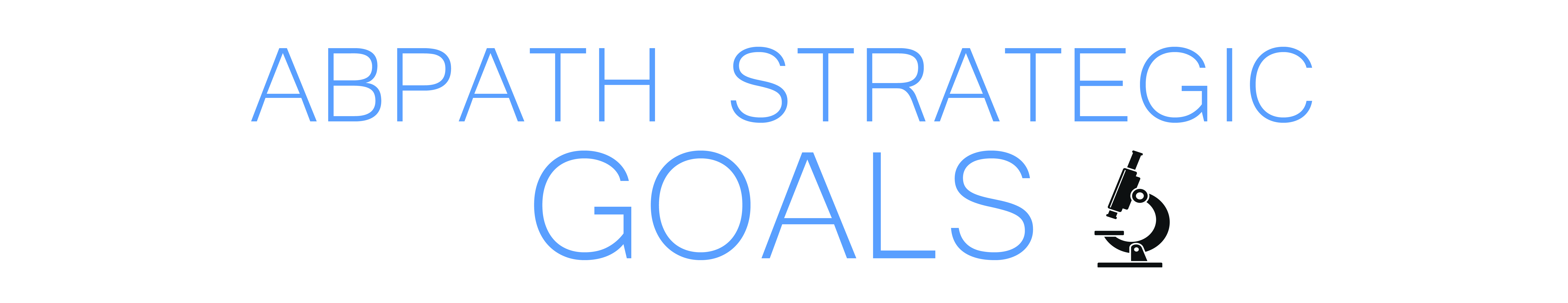 STRATEGIC PLAN GOALS